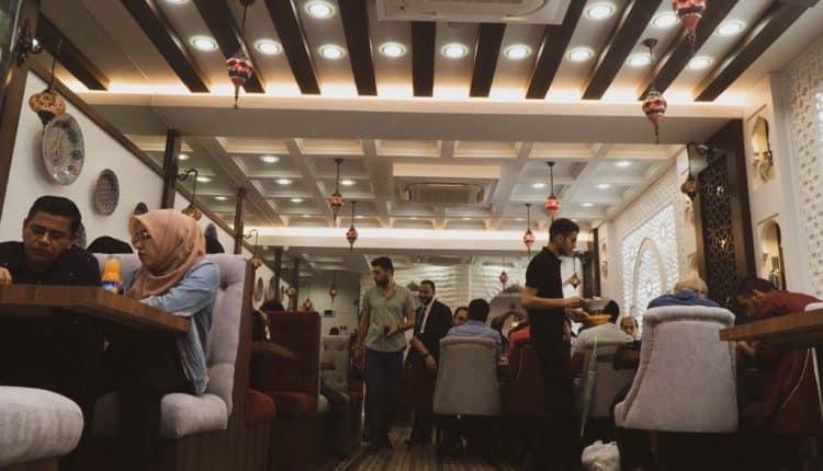 صورة مأخوذة من مطعم Damascus